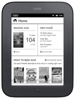 Barnes &amp, Noble Nook Simple Touch