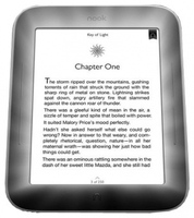 Barnes &amp, Noble Nook Simple Touch with GlowLight